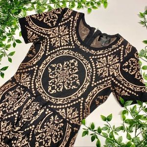 Romeo + Juliet Fit & Flare Dress (M)